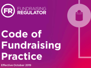 New version of Code of Fundraising Practice revealed