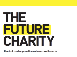 One quarter of charity employees think their organisation is fit for future, says report