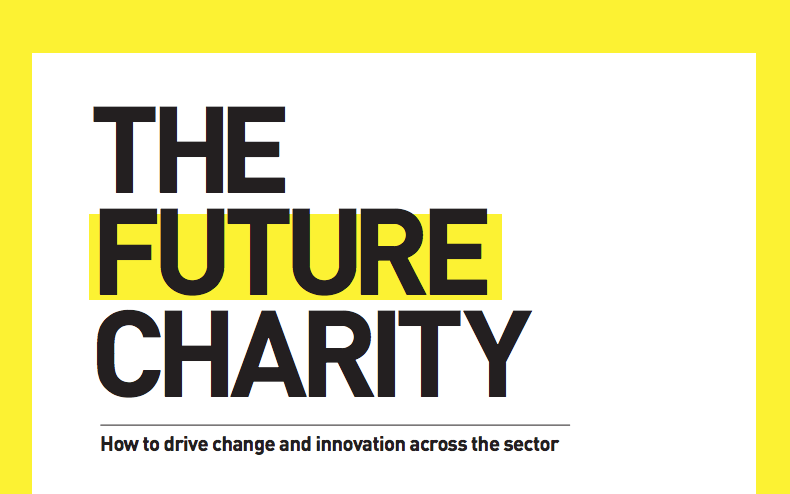 The Future Charity report