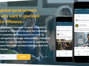 Tech start up seeks to launch social media platform to do good