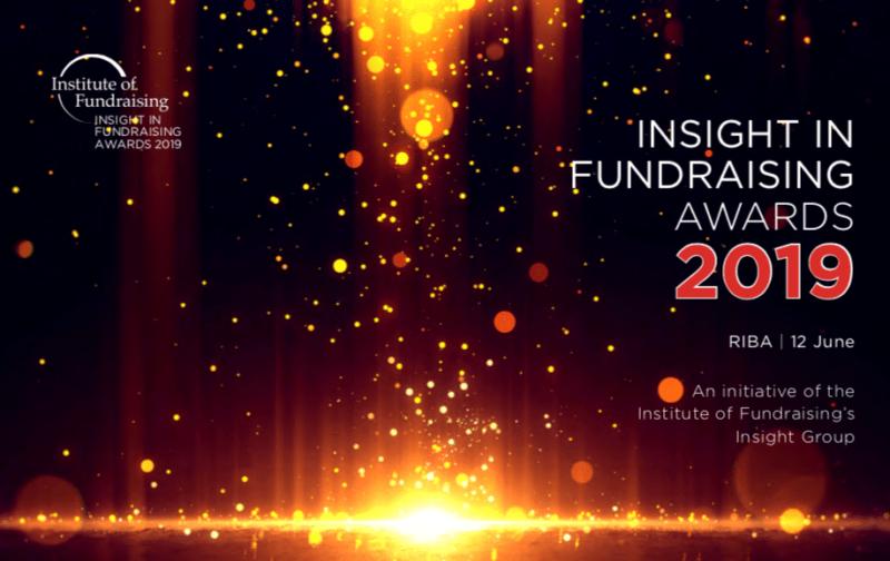 2019 IoF Insight in Fundraising Awards