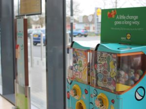 Charity-toy vending company partners with Lidl GB
