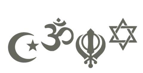 Symbols of faith