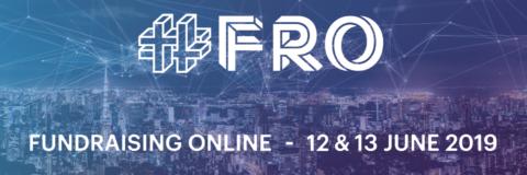 Fundraising Online 2019 logo