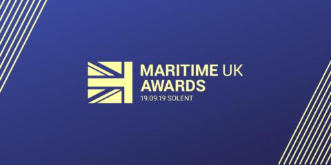 Maritime UK awards 2019 - logo