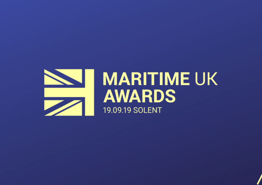 Maritime UK awards 2019 - logo
