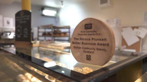Plunkett Award
