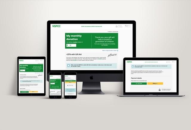 NSPCC digital platform