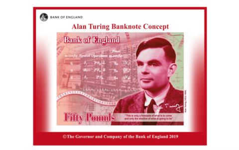 Turing £50