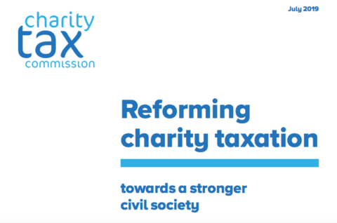 Charity Tax Commission