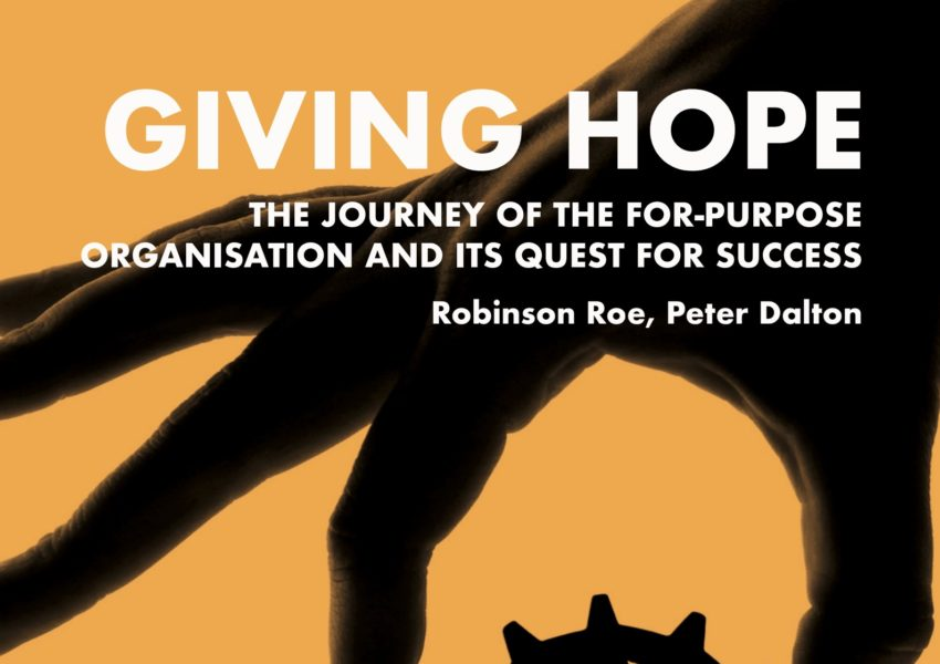Giving Hope - book cover