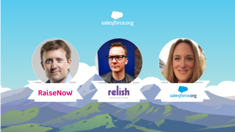 Salesforce webinar July 2019 details