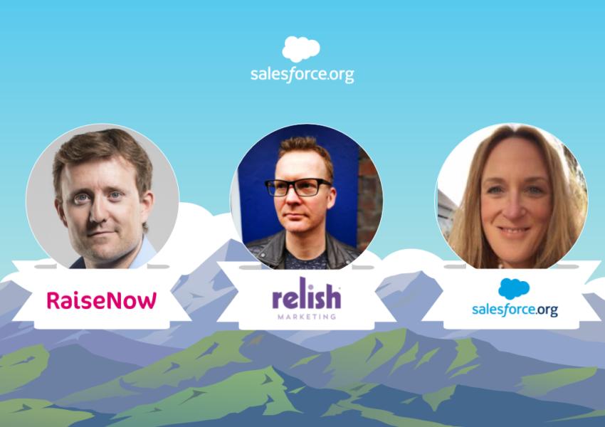 Salesforce webinar July 2019 details