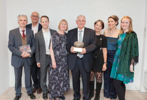 Achates Philanthropy Prize 2017