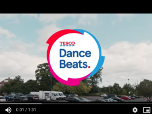 Tesco Dance Beats raises £2m for charity partners