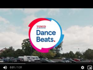 Tesco Dance Beats raises £2m for charity partners