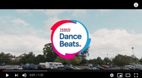 Tesco Dance Beats