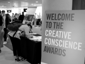 Students recognised for social impact ideas in Creative Conscience awards