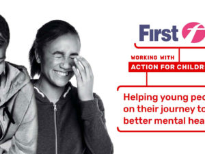 FirstGroup and Action for Children partnership reaches £1 million target early