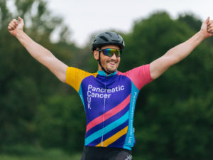 Pancreatic Cancer UK is 2020 Prudential RideLondon-Surrey 100 charity partner
