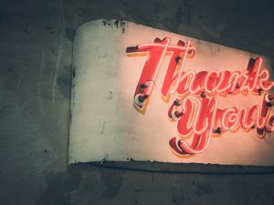 Four reasons to thank donors instantly