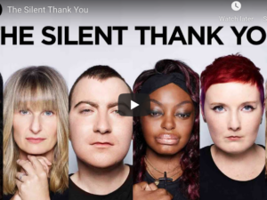 Rankin & Anthony Nolan join forces in 'thank you' campaign