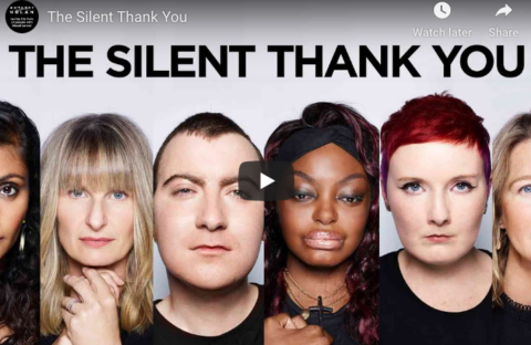 Silent Thank You