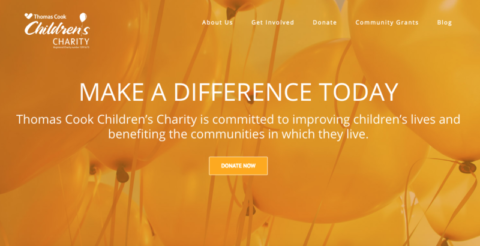 Thomas Cook Children's Charity