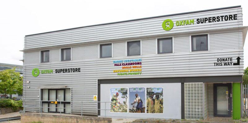 oxfam superstore