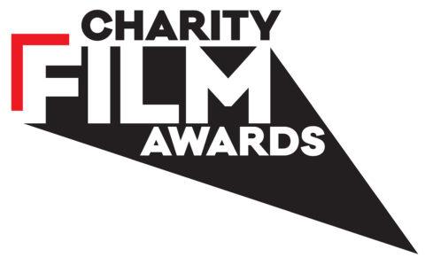 Charity Film Awards logo (on white background)