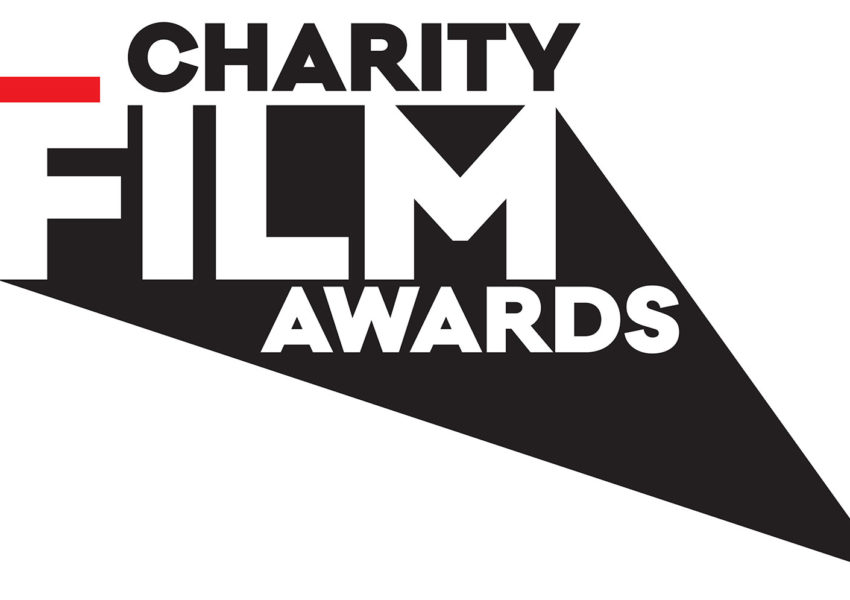 Charity Film Awards logo (on white background)