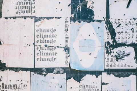 Climate change designs - photo: Pexels