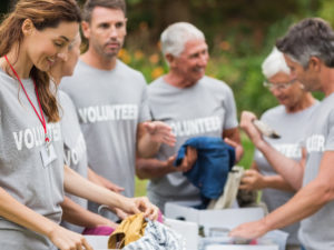 The benefits and importance of corporate branded clothing for charities