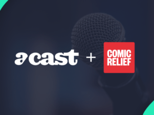 Comic Relief to use podcasts to reach new audiences