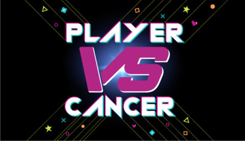 Player vs Cancer logo