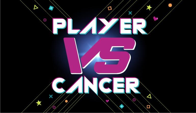 Player vs Cancer logo