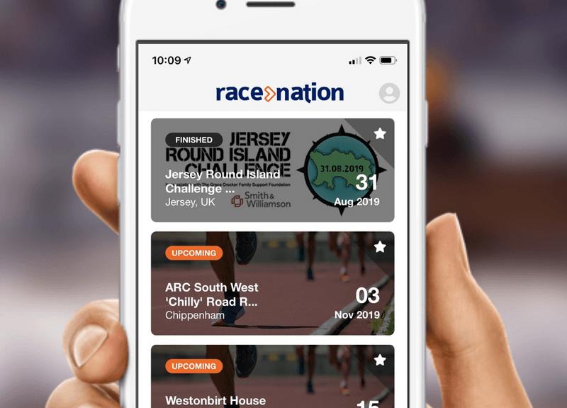 RaceNation app