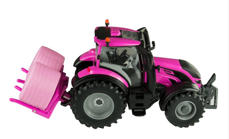 Britains Valtra tractor