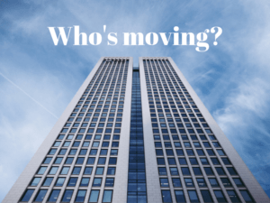 Who's moving? 12 charity sector job changes