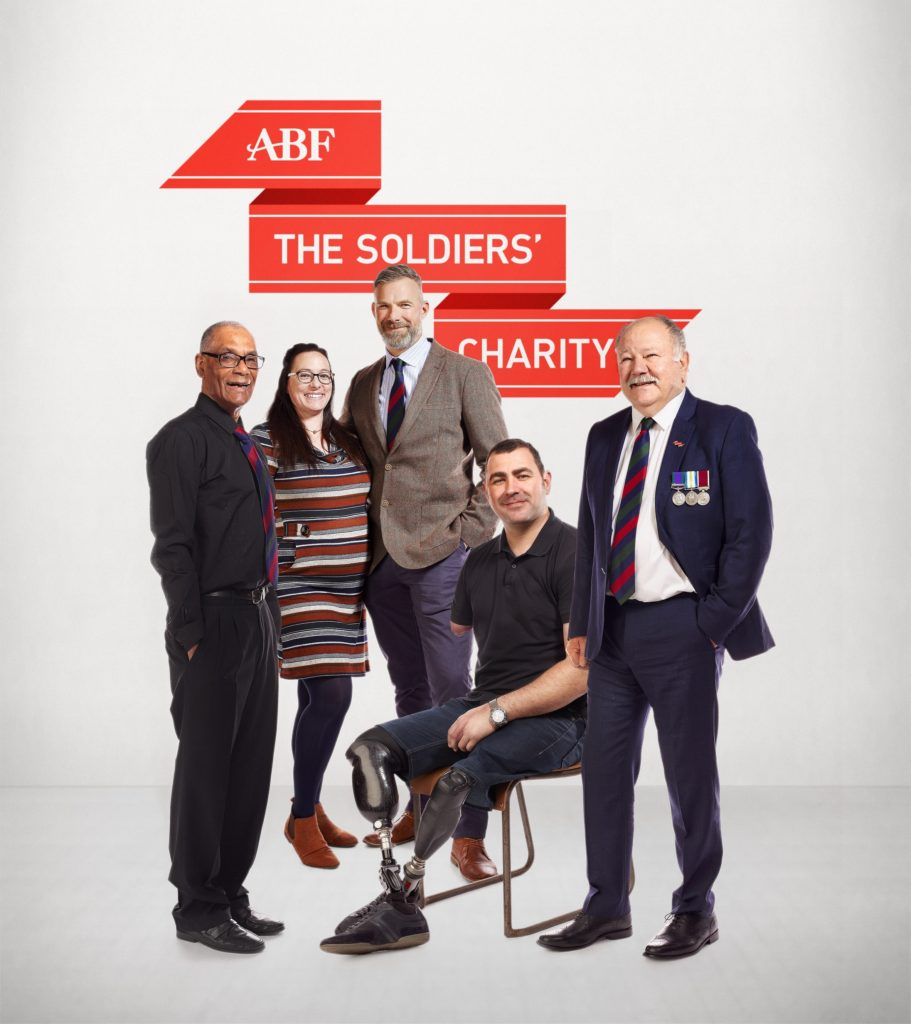 ABF The Soldiers Charity beneficiaries