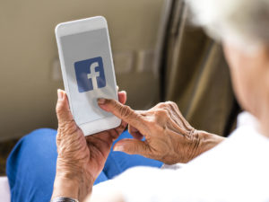 Digital fundraising doesn't mean ignoring older donors