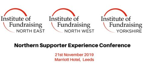 Northern Supporter Experience Conference - featuring three IoF special interest groups logos