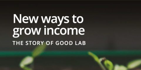 New ways to grow income - cover of report on the Good Lab