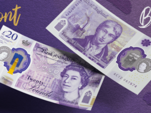 Polymer £20 note comes into circulation