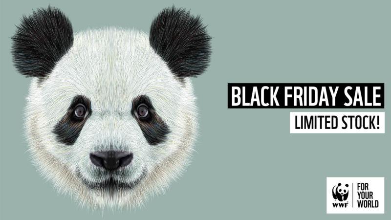 WWF limited stock panda