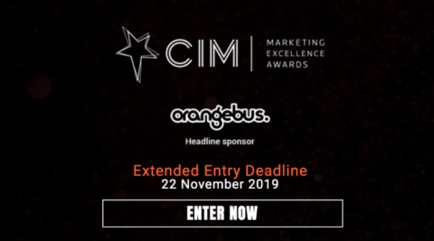 CIM Marketing Excellence Awards