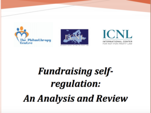 ECNL publishes review of global fundraising self-regulation