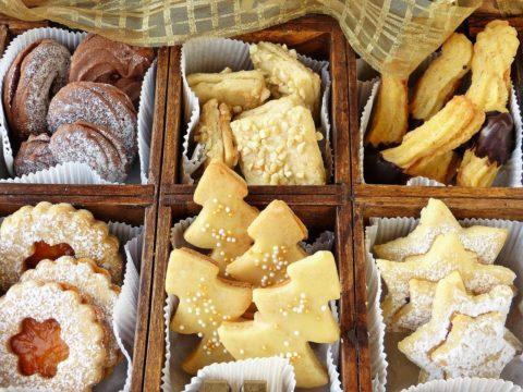 Christmas biscuits - Pixabay