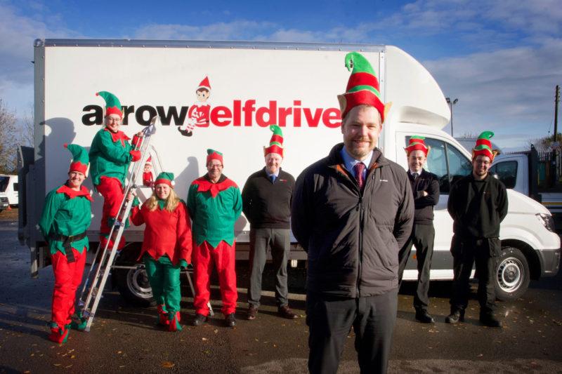 Arrow Elf Drive image