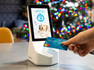 Blue Cross thanks contactless donors with video reward this Christmas